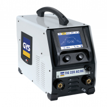 GYS 220 AC/DC-HF FLEXI-VOLTAGE TIG MACHINE 110/230V
