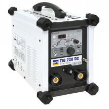 GYS 220 DC/HF FLEXI-VOLTAGE TIG MACHINE 220A 110/230V