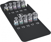 ZYKLOP SPEED SOCKET SET 3/8inch 10 PCE