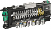 TOOL CHECK PLUS TOOL SET 39PCE