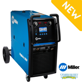 Mig Welding Machines For Sale Miller Migmatic 300ip Pulsed Machine 400v 3ph Sphinx Industrial Supplies