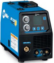 MILLER MPI 220P MULTI PROCESS MIG/MMA 240V POWER SOURCE