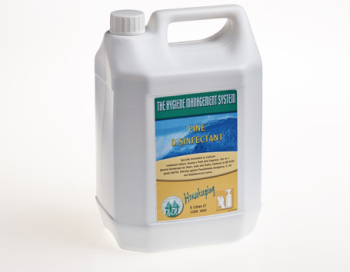 DISINFECTANT PINE GREEN 5LTR 1002