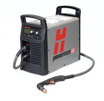 Hypertherm Powermax 65 CE Hand System 400v 75° Torch H/Clamp