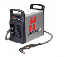 HYPERTHERM POWERMAX 65 400V 75 7.6M TORCH