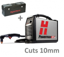 HYPERTHERM POWERMAX 30 XP 4.5M..S/N 30XP-114079 CASE