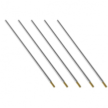 TUNGSTEN GOLD 1.6MM 150MM 10PCK