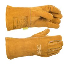 PREMIUM WELDING GLOVE GOLDEN BROWN XL 3124 SIZE 9.5