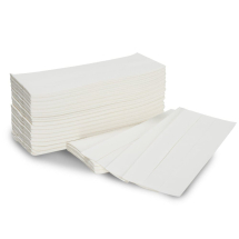 inchCinch FOLD HAND TOWELS 2 PLY WHITE 2400PCK