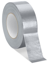 TAPE CLOTH SILVER 50MM X 50MM