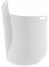VISOR SPARE CLEAR 8inch x 12inch