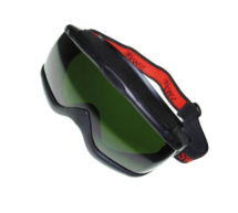WIDE VISION GOGGLE ANTI SCRATCH/MIST SHADE 5 GREEN