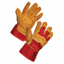 GLOVES RIGGER GREY (PER PAIR)