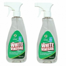 WHITE VINEGAR 500ML TRIGGER SPRAY BOTTLE