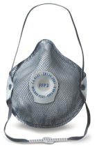 MOLDEX FFP3 MRD RESPIRATOR MASK FOR WELDING 10BOX