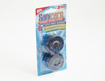 SANICARE CISTERN BLOCKS 2 PER PACK BLUE