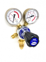 H1104 REGULATOR 901 OXYGEN 1 STAGE 2 GAUGE 10BAR