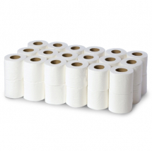 TOILET ROLLS LUXURY 2 PLY 320 SHEET 36PCK