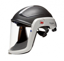 3M VERSAFLO M-307 HEADTOP + HARD HAT HEAD PROTECTION