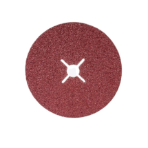 FIBRE DISC ALOX P60 100MM