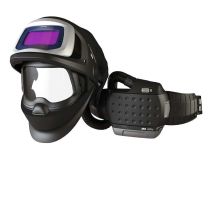SPEEDGLAS HEADSHIELD 9100X FX FLIP UP WITH ADFLO SYSTEM