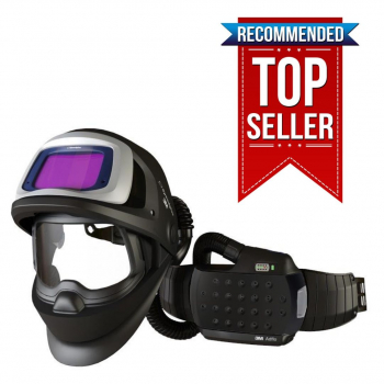HEADSHIELD SPEEDGLAS 9100XX WITH ADFLO SYSTEM FX VISOR
