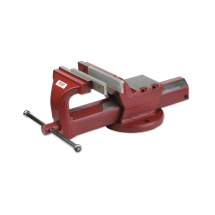 PIHER BENCH VICE WITH SQUARE RUNNER 100 MM