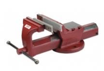 PIHER BENCH VICE WITH SQUARE RUNNER 12.CM