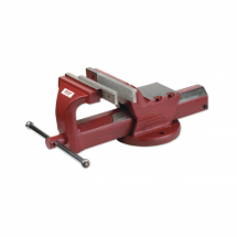 PIHER BENCH VICE WITH SQUARE RUNNER 15CM