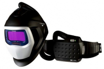 HEADSHIELD SPEEDGLAS 9100X WITH ADFLO SYSTEM