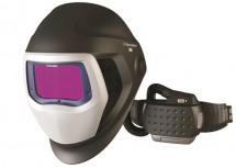 3M SPEEDGLAS 9100XX AIR HELMET WITH ADFLO SYSTEM