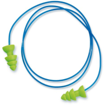 MOLDEX COMET EAR PLUGS CORDED 25DB