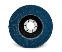 3M 566A CONICAL FLAP DISC 7inch 180MM P40