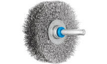MOUNTED WH BRUSH 6015 INOX