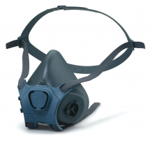 MOLDEX SERIES 7000 HALF RESPIRATOR MASK MEDIUM