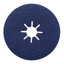 SIA BLUE LINE SIARON 8 4819 125MM P40 FIBRE DISC