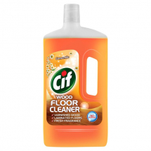 FLOOR CLEANER CIF LIQUID CAMOMILE 1LTR