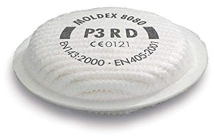 MOLDEX SERIES 8000 PARTICULATE FILTERS P3RD 8BOX