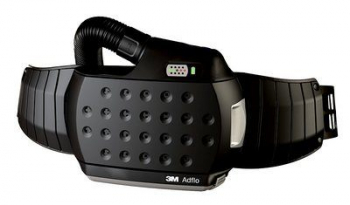 3M ADFLO RESPIRATOR BELT ONLY + STANDARD BATTERY