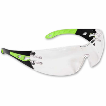 SAFETY SPECTACLES UVEX PHEOS CLEAR SCRATCH RESIS / ANTI-FOG