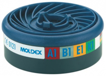MOLDEX 9400 GAS FILTER A1B1E1K1 (PAIR)