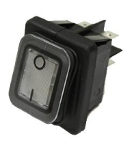 KEMPPI MINARC MIG ON/OFF SWITCH WITH PILOT LAMP