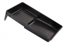 ROLLER TRAY 230MM (9inch) PLASTIC BLACK