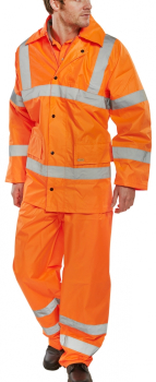 Hi Vis Rainsuits