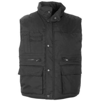 Multi-Pocket Bodywarmer