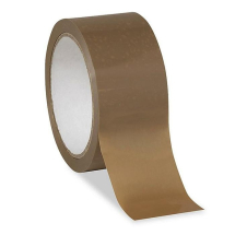 TAPE BROWN PACKING 50MM X 66MTR