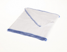 DISH CLOTHS WHITE 10 PACK