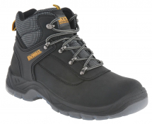DEWALT LASER BLACK HIKER SAFETY BOOT SIZE 10