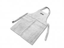CHROME LEATHER APRON 36inch