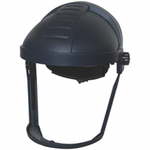 N AVENGER BROWGUARD WITH CHINGUARD NAVY